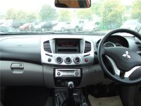 Mitsubishi L200 Double Cab DI-D Trojan 4WD 175Bhp Double Cab