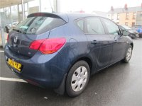 Vauxhall Astra 1.6i 16V Exclusiv 5dr