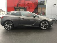 Vauxhall Astra GTC 1.6T 16V 200 Limited Edition 3dr