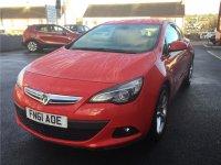 Vauxhall Astra GTC 1.4T 16V 140 SRi 3dr