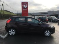 Ford Fiesta 1.4 Style + 5dr Auto