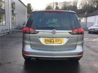 Vauxhall Zafira Tourer 2.0 CDTi [165] SE 5dr [non Start Stop]