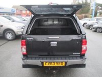 Toyota Hilux Invincible D/Cab Pick Up 3.0 D-4D 4WD 171 Double Cab