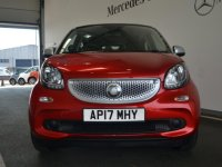 smart forfour forfour 66 kW night sky prime