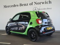 smart forfour forfour 60 kW Electric Drive