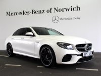 Mercedes-Benz E-Class Mercedes-AMG E 63 S 4MATIC+ Saloon