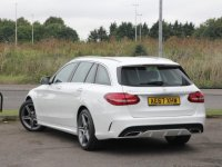 Mercedes-Benz C-Class C 220 d AMG Line Estate