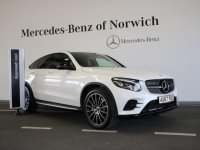 Mercedes-Benz GLC-Class GLC 350 d 4MATIC AMG Line Coupé