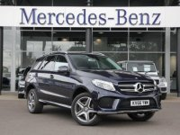Mercedes-Benz GLE-Class GLE 350 d 4MATIC AMG Line