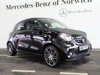 smart forfour forfour 80 kW BRABUS Xclusive