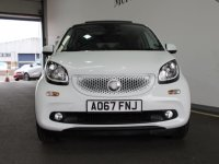 smart forfour forfour 52 kW night sky prime sport