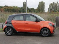 smart forfour forfour 66 kW prime