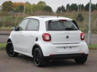 smart forfour forfour 66 kW prime sport