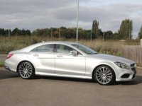 Mercedes-Benz CLS-Class CLS 220 d AMG Line Coupé