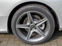Mercedes-Benz C-Class C 220 d AMG Line 4MATIC Cabriolet