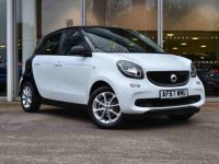 smart forfour forfour 66 kW passion