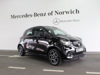 smart forfour forfour 52 kW prime