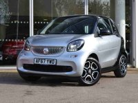 smart fortwo fortwo coupé 52 kW prime