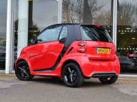 smart fortwo fortwo coupé mhd 52 kw passion