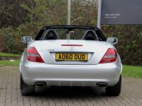Mercedes-Benz SLK-Class SLK 200 Kompressor Roadster RHD