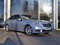 Mercedes-Benz E-Class E 200 CDI BlueEFFICIENCY Saloon AMG Line