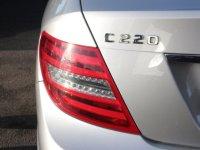 Mercedes-Benz C-Class C 220 CDI BlueEFFICIENCY Saloon AMG Sport