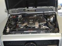 Mercedes-Benz G-Class G 63 AMG Station-Wagen lang