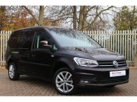 Volkswagen Caddy 2.0 TDI BlueMotion Tech 150PS Highline Van DSG