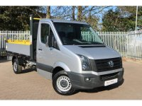 Volkswagen Crafter 2.0 TDI BMT 140PS Tipper 'Eng to Go'