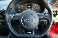 Audi A3 Saloon S line 1.4 TFSI cylinder on demand 150 PS 6 speed
