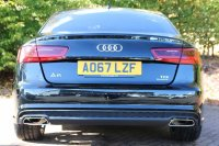 Audi A6 Saloon Black Edition 2.0 TDI quattro 190 PS S tronic