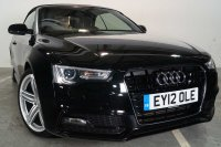 Audi A5 Cabriolet S line 1.8 TFSI 170 PS 6 speed