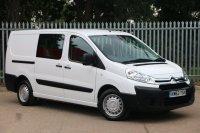 Citroen Dispatch 1200 2.0 HDi 120 H1 Window Van