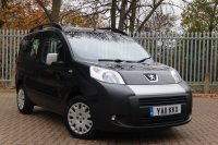 Peugeot Bipper HDI TEPEE OUTDOOR