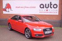 Audi A4 TDI S LINE BLACK EDITION