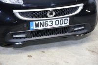 smart fortwo coupe EDITION 21 MHD