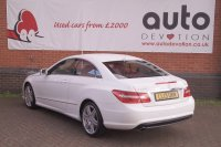Mercedes-Benz E Class E250 CDI BLUEEFFICIENCY S/S SPORT