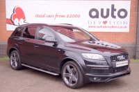 Audi Q7 TDI QUATTRO S LINE PLUS