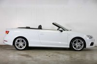 Audi A3 Cabriolet S line 1.6 TDI 110 PS 6 speed