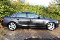 Audi A4 Saloon SE Technik 2.0 TDIe 136 PS 6 speed