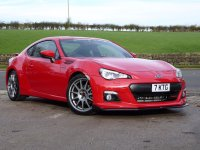 Subaru BRZ COSWORTH - SUPERCHARGED 280BHP