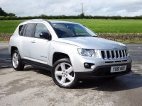 Jeep Compass CRD LIMITED 4WD