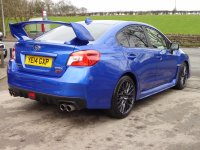 Subaru WRX STI TYPE UK