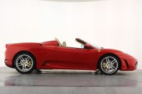 Ferrari F430 Spider F1 The Best Colour Combination, Scuderia Shields, Carbon Fibre Driving Zone and Extended Carbon Fibre
