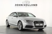 Audi A6 Sold Delivering to Stoke on Trent