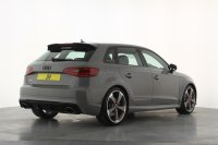 Audi RS3 RS3 Rs 3 Sportback 2.5l 1 Owner, Panoramic Roof, High Gloss Black Styling Package, 19� Rotor Wheels, Satellite Navigation, Bluetooth, DAB Radio with Audi Sound System, Electric Folding Mirrors.