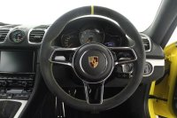 Porsche Cayman 3.8 GT4 Rare Clubsport, Carbon Buckets Seats, Sports Chrono, PCM Sat Nav, Sound Pack Plus, Stunning Example