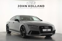 Audi Rs 7 RS 7 Quattro 21 inch Alloys Carbon Fibre Interior Package Carbon Fibre Exterior Styling Package including Mirrors Sports Exhaust RS Suspention Amazing Specification