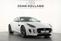 Jaguar F-TYPE 5.0 Supercharged V8 R 2dr Auto, 1 Owner, Full Jaguar Service History, Active Sports Exhaust, Panoramic Roof, 20inch Carbon Wheels, Performance R Seats, Reverse Camera.