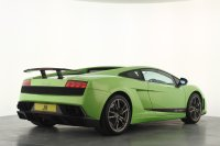 Lamborghini Gallardo LP 570-4 Superleggera, Facelift, Rare Example of Lamborghini's Collectable Light Weight Special Edition, Great Spec inc Lifting System, Carbon Ceramic Brakes, Navigation, Carbon Fibre Fixed Rear Wing, Full History,